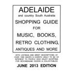 adelaide.shopping.guide.2013